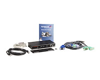 IP KVM switch w/Virtual Media - Server Remote Control