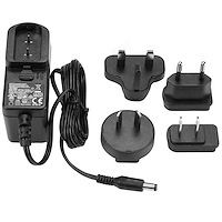 DC power adapter - 5V, 3A - voedingsadapter