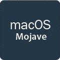 macOS Mojave (10.14) logo