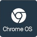 Chrome OS logo