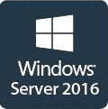 Windows Server 2016 logo